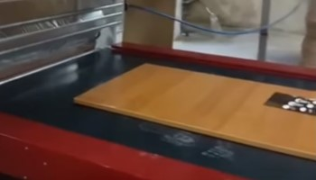 Shrink Furniture and Wooden Boards Automatic Wrapping Machine