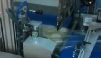 Shrink Automatic Tape Wrapping Line