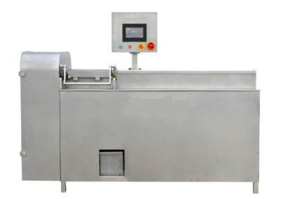 Mașina de tăiat în cuburi carne și lactate ECO-CUBE