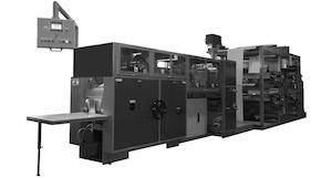 Masina de fabricat pungi Plastic sau Hartie