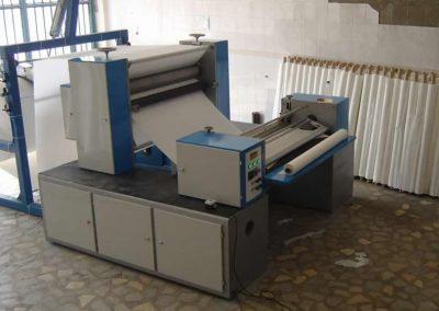 Mașină laminat și imprimat hârtie igienică si prosop bucătărie LM004