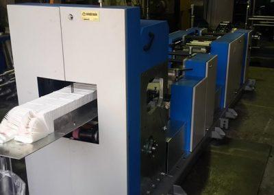 Masina de fabricat servetele KM003